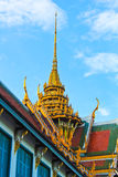 Emerald Buddha Temple Royalty Free Stock Images