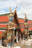 Emerald buddha temple Stock Photography