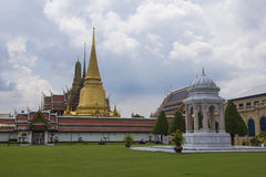 The Emerald Buddha temple Stock Images