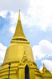 Emerald Buddha Temple Stock Photo