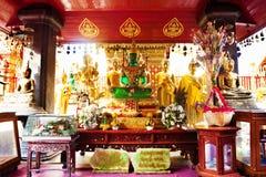 Emerald Buddha.Thailand Stock Photo