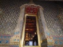 Emerald Buddha van jade, Bangkok stock afbeeldingen