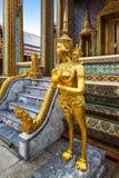Emerald Buddha(Wat Phra Kaew)Bangkok,Thailand Royalty Free Stock Image