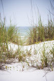 The Emerald Coast and Beach Stock Photo