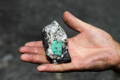 Emerald, Colombia Royalty Free Stock Photo