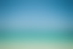 Emerald color sea water background Royalty Free Stock Image
