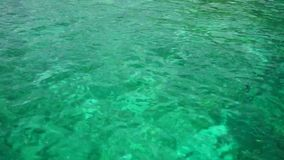Emerald Crystal Waters stock video