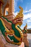 Emerald dragon Stock Image