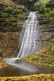 Emerald Falls Autumn Imagem de Stock