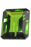 Emerald Gem Stock Image