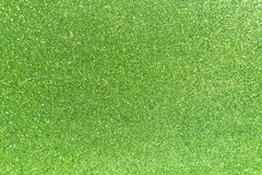 Emerald green glitter. Texture or background Royalty Free Stock Photo