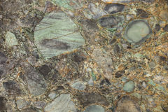 Emerald Green Granite Royalty Free Stock Photography