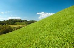 Emerald hill Stock Photos