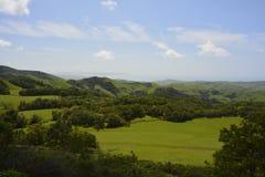Emerald Hills Immagine Stock