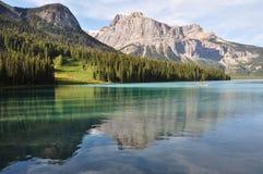 Emerald Lake, Alberta, Canada Royalty Free Stock Images