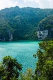 Emerald Lake Royalty Free Stock Image