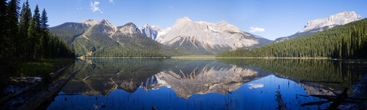 Emerald Lake, Canada Stock Photo
