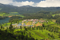 Emerald Lake, Nilgiris Ooty Royalty Free Stock Images