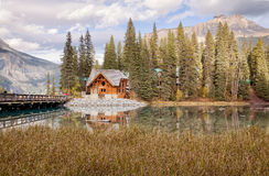 Emerald Lake Stock Images