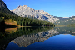 Emerald Lake, Yoho National Park, Brits Colombia, Canada Stock Fotografie