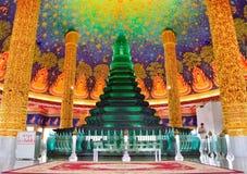 Emerald Pagoda Royaltyfri Foto
