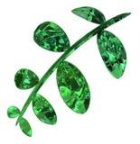 Emerald Plant illustration libre de droits