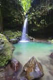Emerald pool Royalty Free Stock Photo