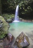 Emerald pool Royalty Free Stock Image