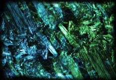 Emerald Surface Background Texture Stock Photography