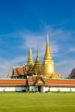 Emerald temple. Is the landmark of bangkok province. (Thailand Stock Photos