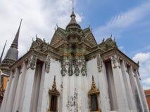 Emerald Temple Bangkok, Thailand Arkivbilder