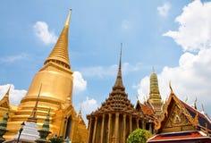 Emerald temple landmark Royalty Free Stock Photo