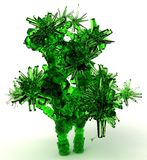 Emerald Tree Royalty Free Stock Images