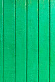 Emerald wooden panel Royalty Free Stock Image