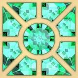 Emeralds Stock Photo