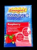 Emergenc-C Immune Plus with Vitamin D stock images