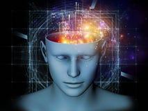 Emergence of the Mind Royalty Free Stock Image