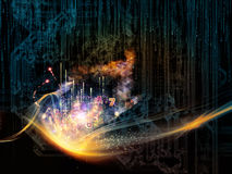 Emergence of Technology Royalty Free Stock Images