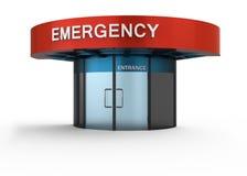 Emergencia Fotografía de archivo