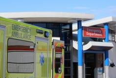 Emergencia del hospital Imagenes de archivo