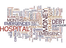 Emergencies Are You Prepared Word Cloud Concept. Emergencies Are You Prepared Text Background Word Cloud Concept Stock Photo