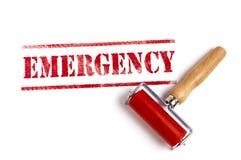 emergency ilustracja wektor