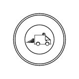 Emergency assistance symbol. Icon  illustration graphic design Stock Photo