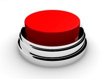 Emergency button Royalty Free Stock Photo