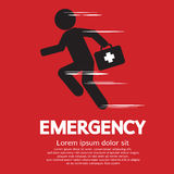Emergency Concept Stock Photo