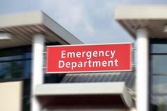 Emergency Department Stock Photography