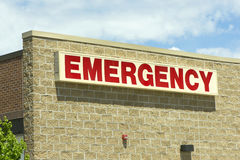 Emergency Department Royalty Free Stock Photos