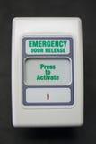 Emergency Door Release royalty free stock photos