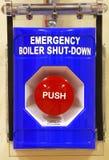 Emergency Down stock image