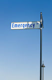 Emergency Drive Stock Images